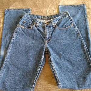 Cruel Girl Relaxed Bootcut Jeans Size 3 Long